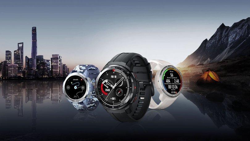 Honor Watch GS Pro Türkiye fiyatı ne kadar? Honor Watch GS Pro özellikleri neler?