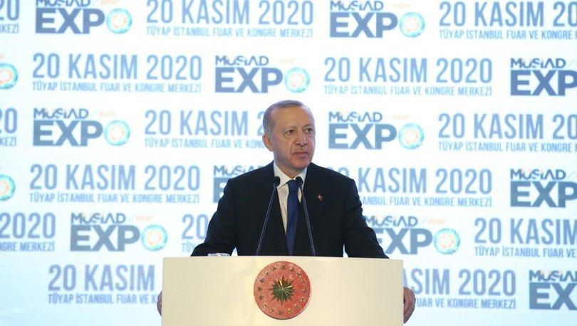 Son dakika: Cumhurbaşkanı Erdoğan'dan faiz mesajı: Acı ilaç içmemiz gerektiğinin farkındayız - Haberler