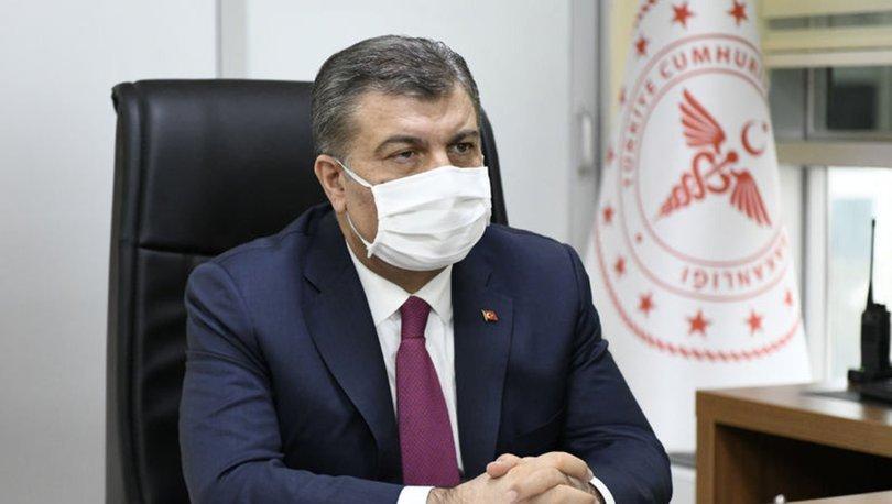 Sağlık Bakanı Fahrettin Koca'dan hafta sonu sokağa çıkma kısıtlaması mesajı