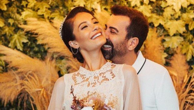 Emre Karayel, Gizem Demirci ile evlendi - Magazin haberleri