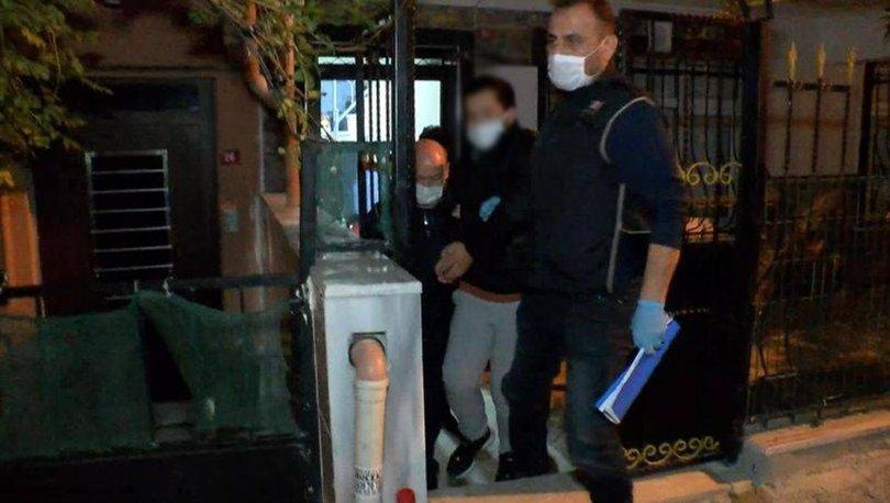 İstanbul'da terör örgütü DEAŞ'a yönelik operasyon: 17 gözaltı