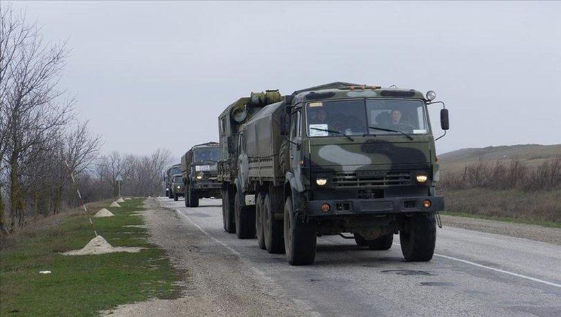 Dağlık Karabağ'a Rus askerlerinin sevkiyatı tamamlandı - HABERLER