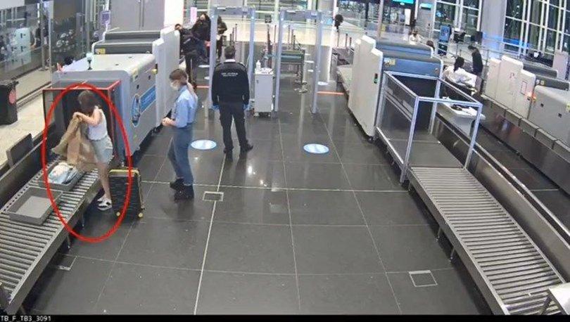TERÖRİST YAKALANDI! PKK'lı kadın terörist havalimanında kaçarken yakalandı! - Haberler