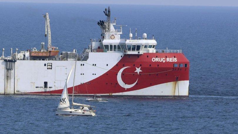 SON DAKİKA! Türkiye'den yeni Navtex ilanı! Oruç Reis için yeni Navtex yayınlandı - Haberler