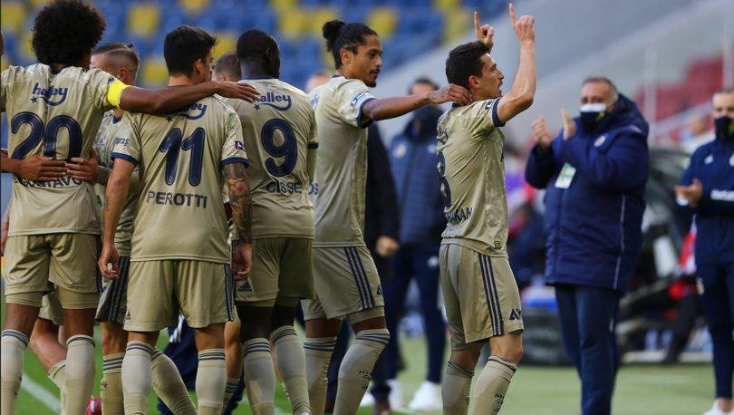 Gençlerbirliği-Fenerbahçe maçından notlar