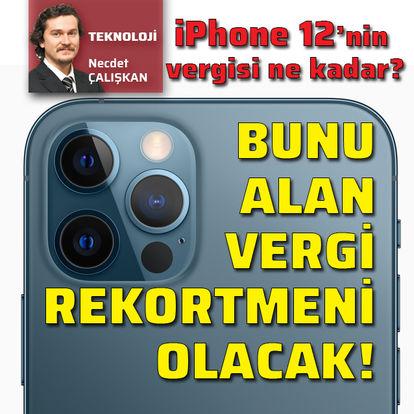 İşte Türkiye'deki iPhone 12 fiyatları ve vergi oranları - Haberler