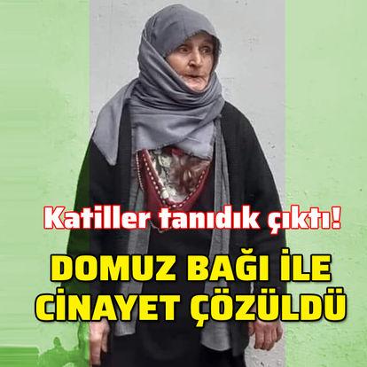 Son dakika! Domuz bağı ile öldürülen Makbule Sarı'nın katilleri bulundu!