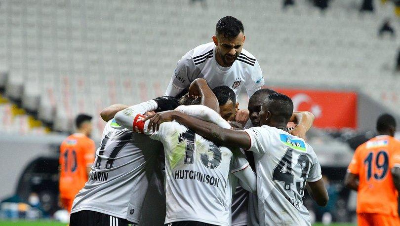 Beşiktaş: 3 - Başakşehir: 2 | MAÇ SONUCU
