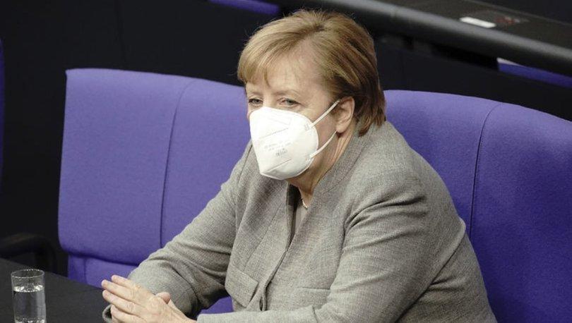 Alman Başbakan Merkel: Salgın gibi küresel zorluklar ancak küresel çabayla aşılabilir