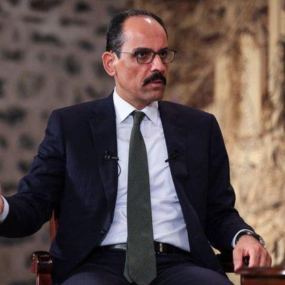 Cumhurbaşkanlığı Sözcüsü İbrahim Kalın gündeme dair değerlendirmelerde bulundu
