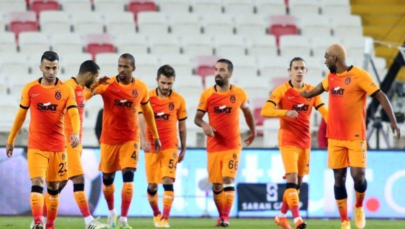 Galatasaray'da 9 eksik var! Sar-kırmızılıların konuğu Kayserispor