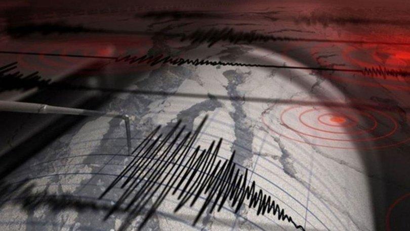 Son dakika deprem listesi! 22 Kasım AFAD - Kandilli son depremler listesi