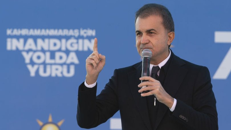 AK Partili Çelik: Demokrasi ticari bir mal değildir
