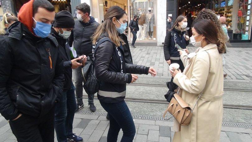 Son dakika haberi: Maske denetiminde şoke eden hareket! - Haberler