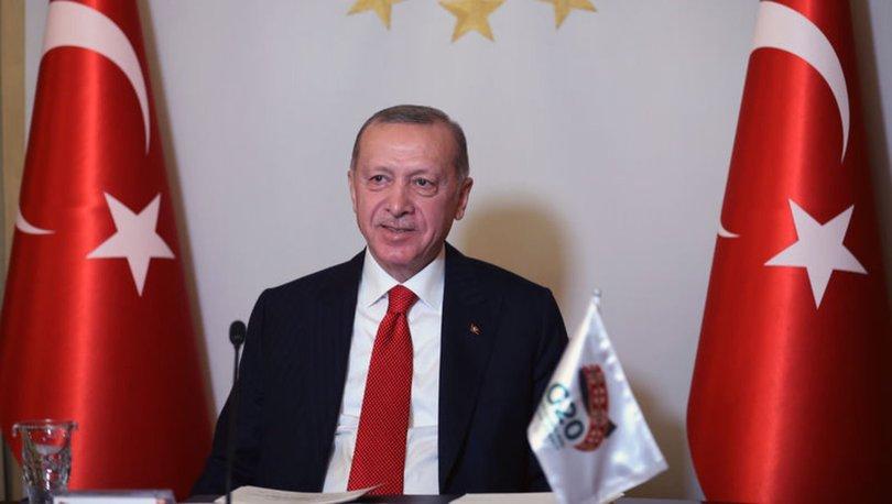 Son dakika: Cumhurbaşkanı Erdoğan'dan G20'ye korona mesajı - Haberler