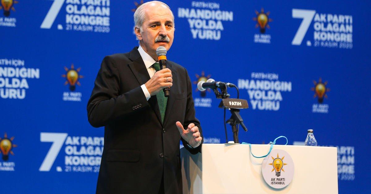 Son dakika: AK Partili Kurtulmuş'tan CHP'li Çeviköz'e tepki - Haberler