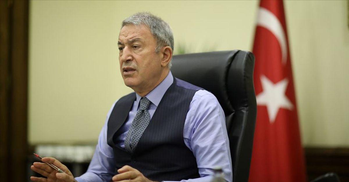 Milli Savunma Bakanı Hulusi Akar, Türkiye-ABD ilişkilerini değerlendirdi