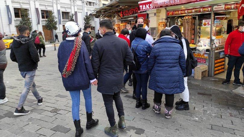 Son dakika haberi: İstanbul'da korkutan görüntü! Yasakları dinlemediler ve... - Haberler
