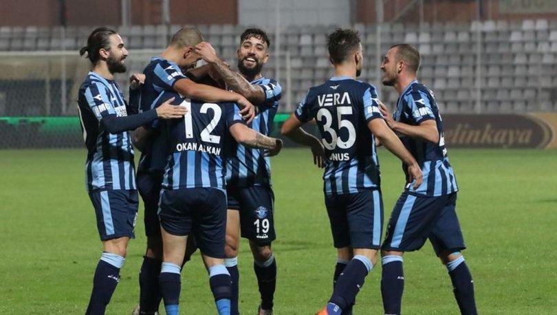Adana Demirspor: 4 - Eskişehirspor: 1 MAÇ SONUCU