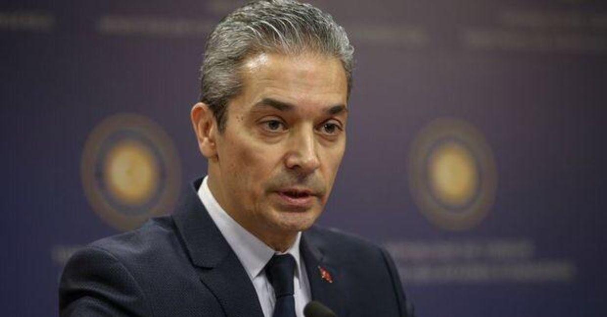 Dışişleri Bakanlığı Sözcüsü Aksoy: Türkiye, iklim değişikliği ile mücadeleye büyük önem vermektedir -...