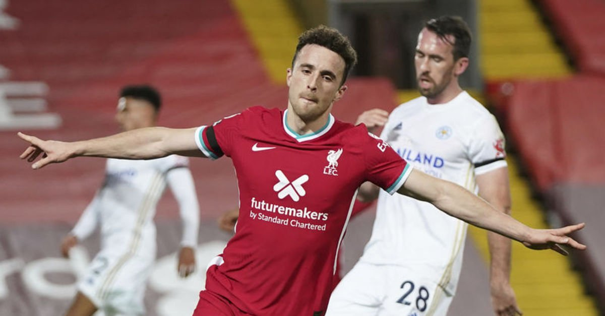 Liverpool: 3 - Leicester: 0 MAÇ SONUCU