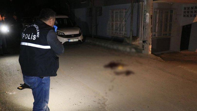 Adana'da kısıtlamaya uymayan kişiye sokakta silahlı saldırı - HABERLER