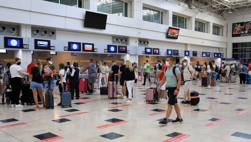 Türkiye'ye, 10 ayda 11.2 milyon yabancı ziyaretçi geldi