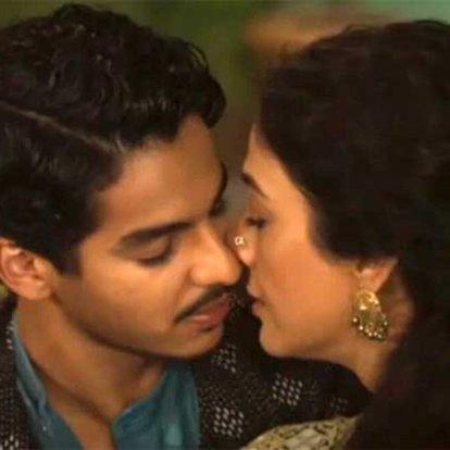 Hindistan'da Netflix'e öpücük protestosu
