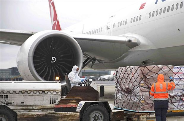 İstanbul'un hava yükü arttı