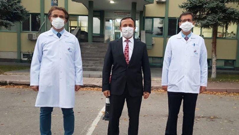 Yerli Covid-19 aşısı 44 gönüllüye uygulandı - Haberler