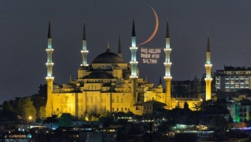 2021 Ramazan Ayi Ne Zaman Basliyor Hangi Aylarda 2021 Dini Gunler Takvimi Ve Kandil Tarihleri Gundem Haberleri