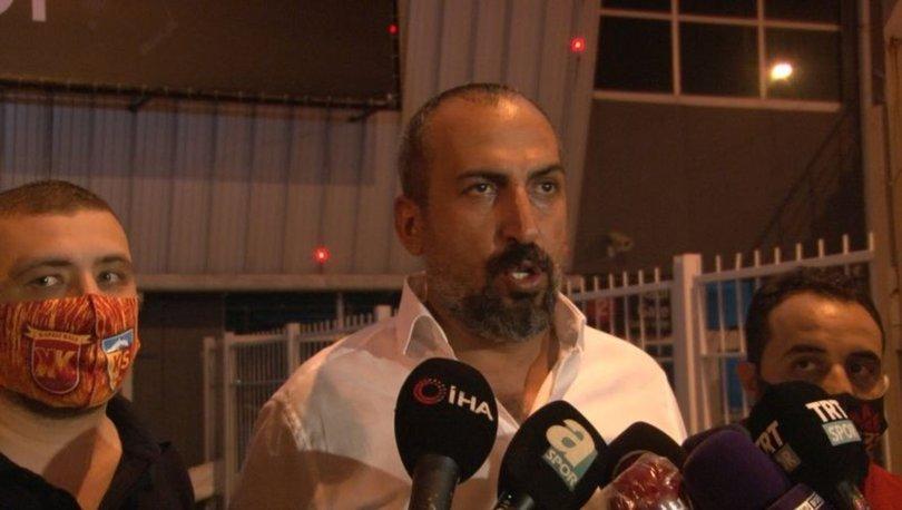 Mustafa Tokgöz: Bu 1 puan Samet hocanın bize hoş geldin hediyesi oldu