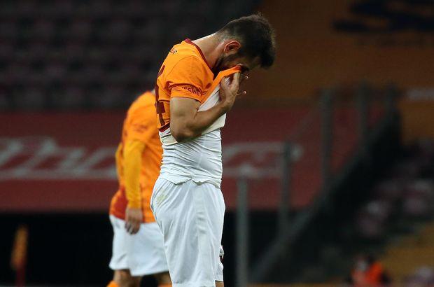 Galatasaray'ın serisi sona erdi