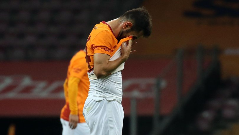 Galatasaray'ın serisi sona erdi - GS haberler