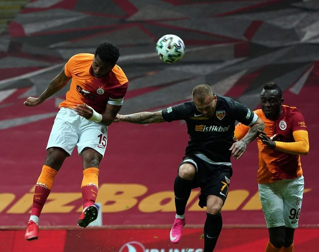 Son dakika futbol haberleri: GS - Kayserispor maçı sonrası ilk yorumlar