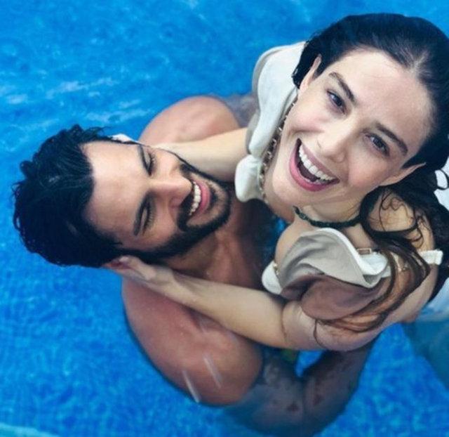 Özge Gürel'den Serkan Çayoğlu açıklaması: Evliliğe yüklediğimiz bir anlam yok - Magazin haberleri