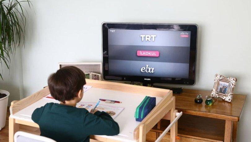 TRT EBA TV izlemek için TIKLA... 24 Kasım TRT EBA TV ilkokul ortaokul ve lise derslerini canlı izle