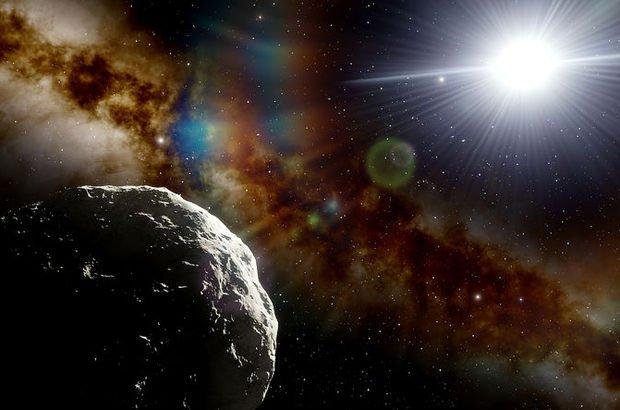 Dünya'ya doğru yaklaşıyor... Gökdelen büyüklüğünde!