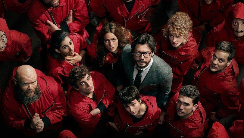 La Casa De Papel 5. sezon ne zaman başlayacak? Netflix'ten La Casa De Papel 5. sezon açıklaması