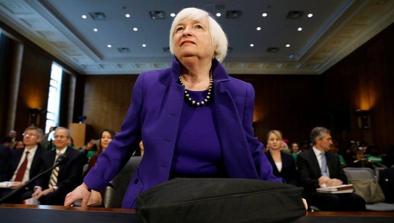Fed eski Başkanı Janet Yellen ABD'nin ilk kadın Hazine Bakanı olacak - haberler