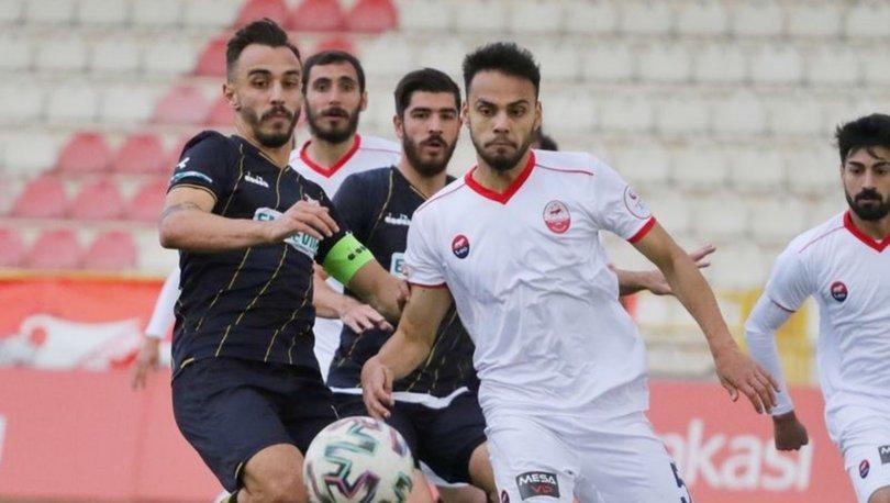 Beypiliç Boluspor: 2 - Kahramanmaraşspor: 1