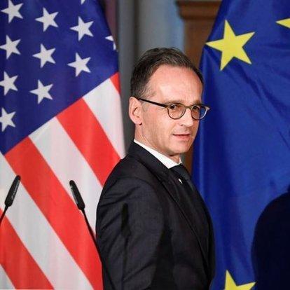 """Almanya Dışişleri Bakanı Maas: """"Joe Biden'ın Beyaz Saray'a geri dönecek olması beni rahatlattı"""""""