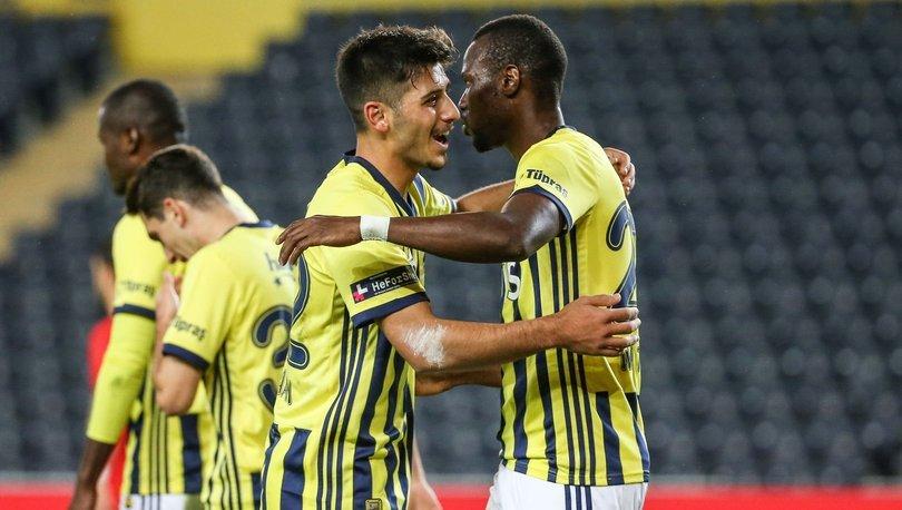 Fenerbahçe - Sivas Belediyespor maçından notlar
