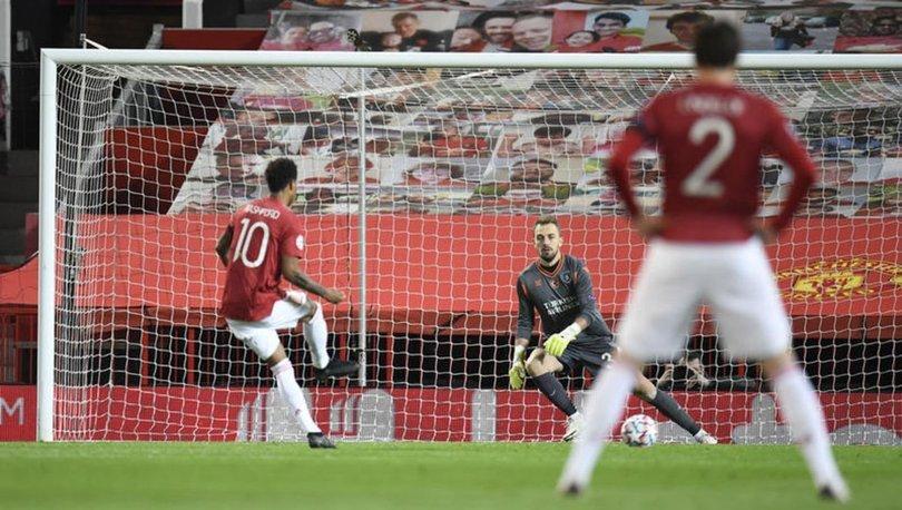 Son dakika... Manchester United Başakşehir maç sonucu: Old Trafford'dan çıkamadık!