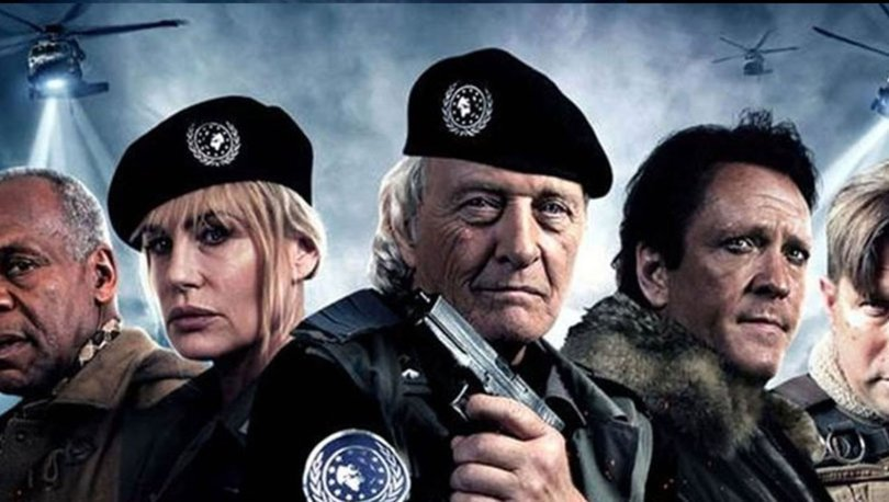 Ölüm Takımı filmi konusu nedir? Ölüm Takımı filmi oyuncuları ve karakterleri