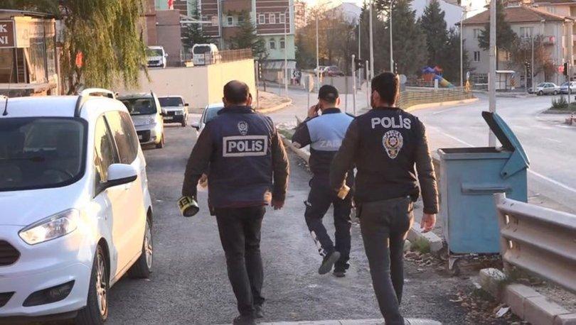 Kütahya'da 4 mahalledeki 82 cadde ve sokak karantinaya alındı