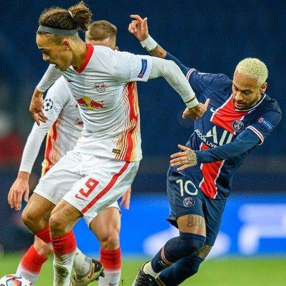 PSG: 1 - RB Leipzig: 0   MAÇ SONUCU