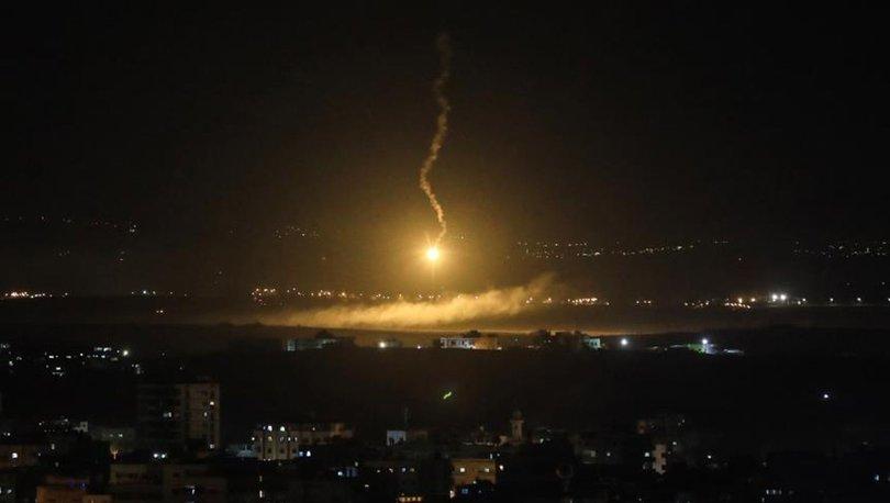 Esad rejimi: İsrail Şam'a hava saldırısı düzenledi