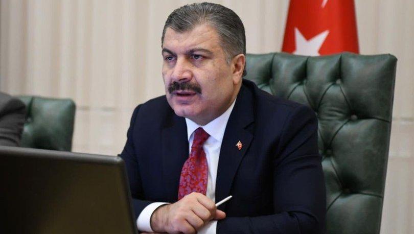 Sağlık Bakanı Koca, 6 ilin sağlık müdürleriyle görüştü