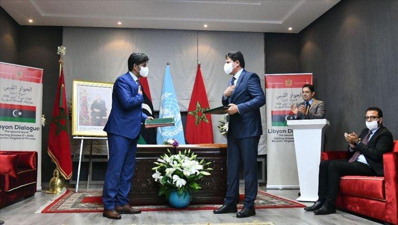 Son dakika: Fas Dışişleri Bakanı Libya toplantılarının amacını açıkladı